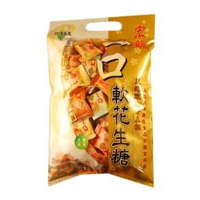 一口軟花生糖 綜合(600g)